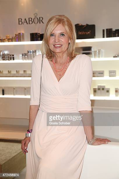 Sabine Postel attends the Duftstars Award 2015 on May 7 2015 in Berlin Germany
