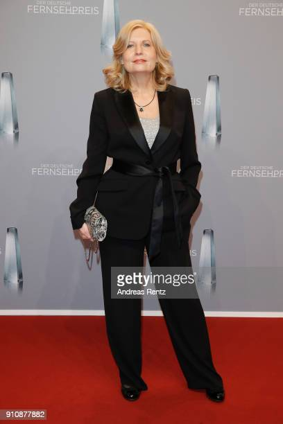 Sabine Postel attends the German Television Award at Palladium on January 26 2018 in Cologne Germany