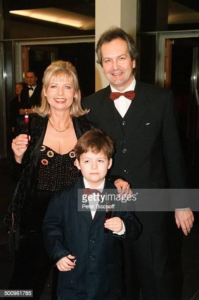 Sabine Postel und Ehemann Dr. Otto Riewoldt mit