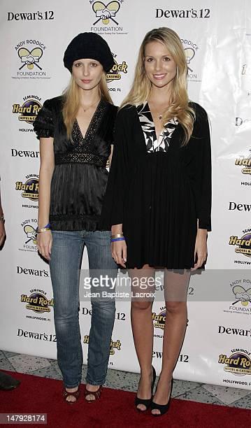 Sabrina Aldridge and Kelly Aldridge of 8th Ocean