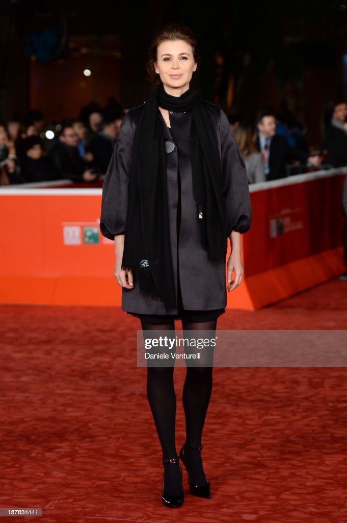 Sabrina Colle attends 'Racconti D'Amore' Premiere during The 8th Rome Film Festival on November 12, 2013 in Rome, Italy.