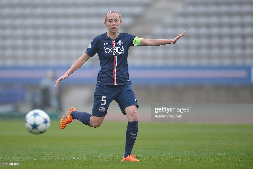 Paris Saint-Germain v VfL Wolfsburg  - UEFA Womens Champions League Semifinal
