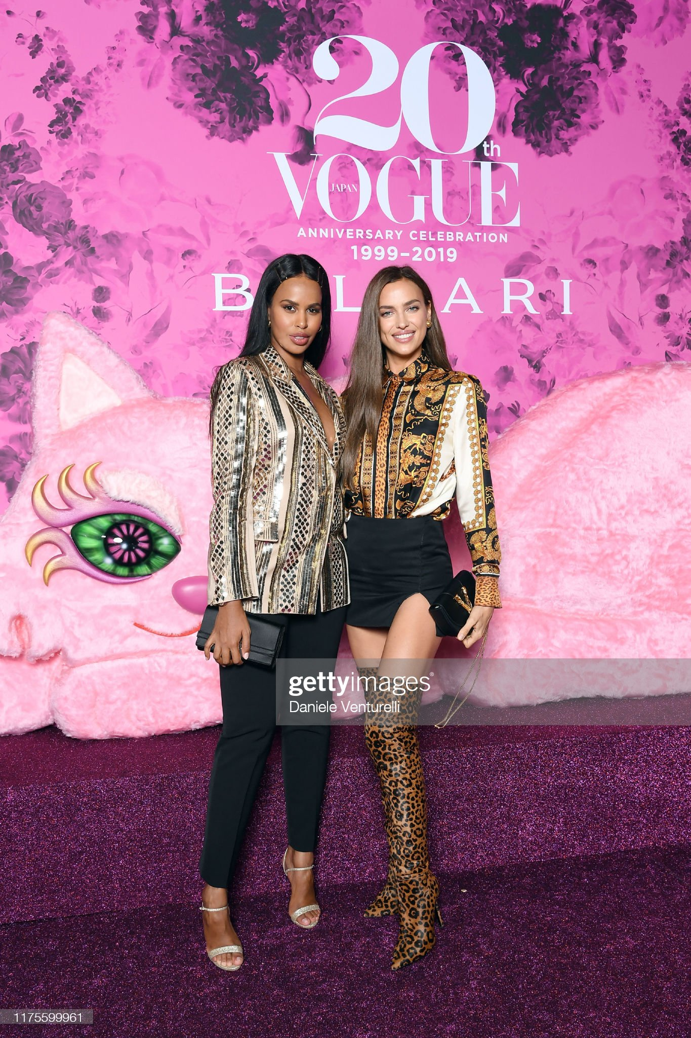 ¿Cuánto mide Irina Shayk? - Altura - Real height Sabrina-dhowre-elba-and-irina-shayk-at-the-vogue-japan-20th-party-on-picture-id1175599961?s=2048x2048