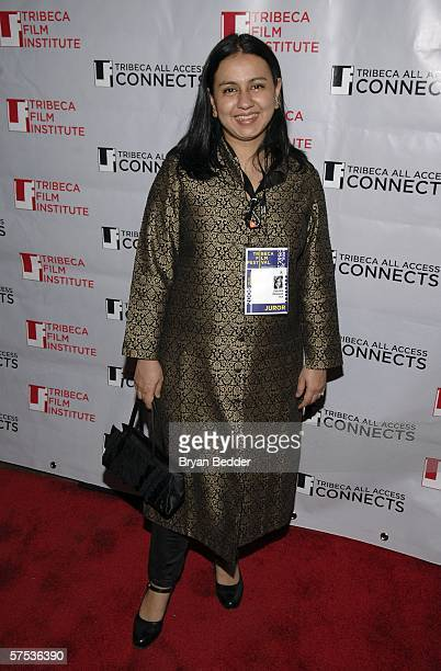 Sabrina Duwong attends the TAA Closing Night Party during the 5th Annual Tribeca Film Festival May 4, 2006 in New York City.