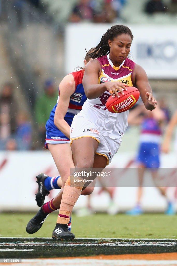 AFLW Grand Final - Western Bulldogs v Brisbane