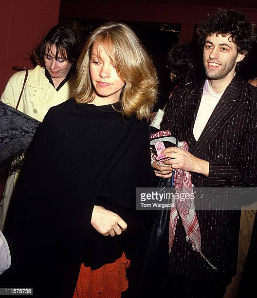 Sabrina Guinness and Bob Geldof sighting in Manhattan