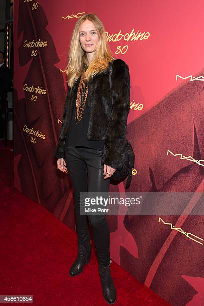 Sabrina Huls attends Indochine's 30th Anniversary Party at Indochine on November 7, 2014 in New York City.
