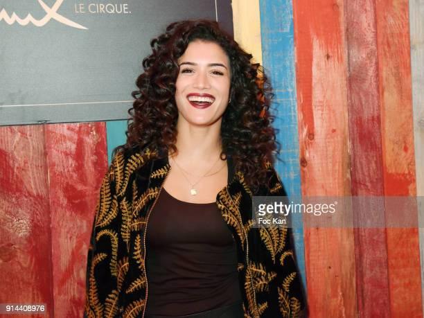 Sabrina Ouazani attendS 39th 'Festival Mondial Du Cirque de Demain' Awards Ceremony At Cirque Phenix on February 4 2018 in Paris France