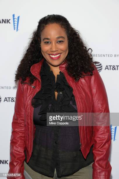 """Sabrina Schmidt Gordon attends the """"Untitled: Dave Chappelle Documentary"""" Premiere during the 2021 Tribeca Festival at Radio City Music Hall on June..."""