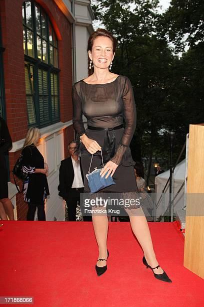 Sabrina Staubitz at 'Media Night' On The Siillberg In Hamburg On 290808