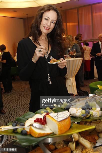 Sabrina Staubitz Bei Der Veranstaltung '10 Jahre Sofitel' In Hamburg