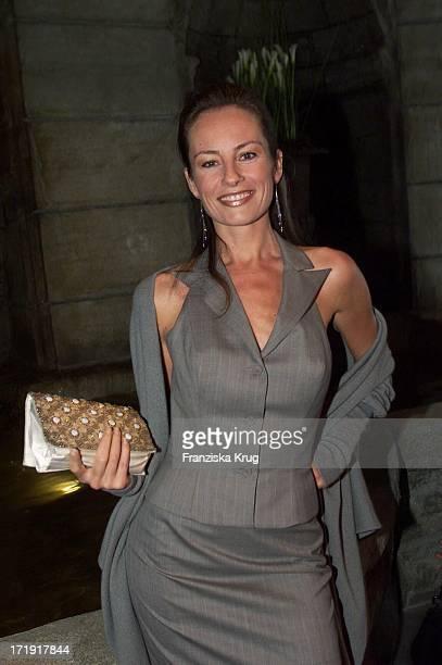 Sabrina Staubitz Bei 'Tribute To Bambi' Party In Berlin Am 141101