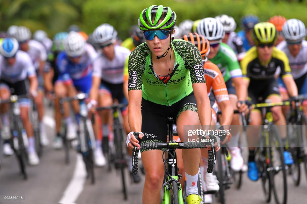 Cycling: 29th Tour of Italy 2018 - Women / Stage 5 : News Photo