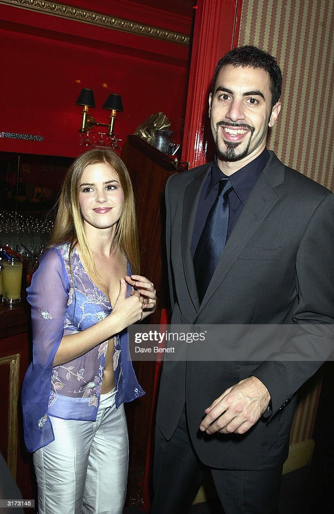 'ALI G THE MOVIE' U.K. Premiere and After Party : News Photo