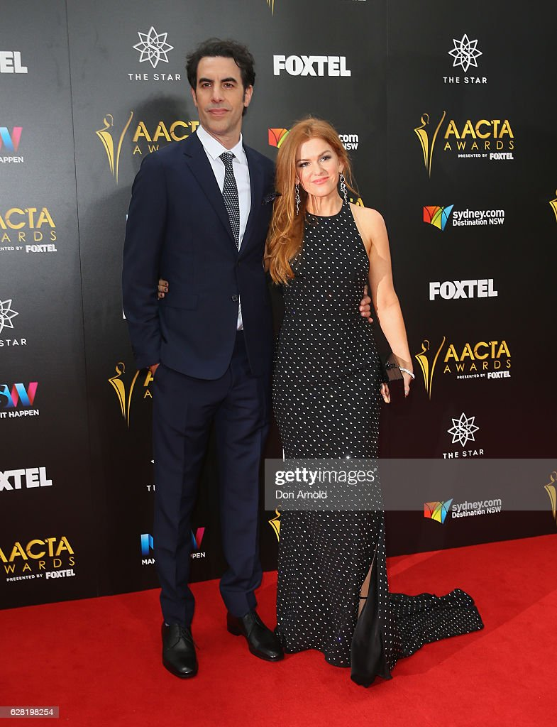 6th AACTA Awards - Red Carpet Arrivals