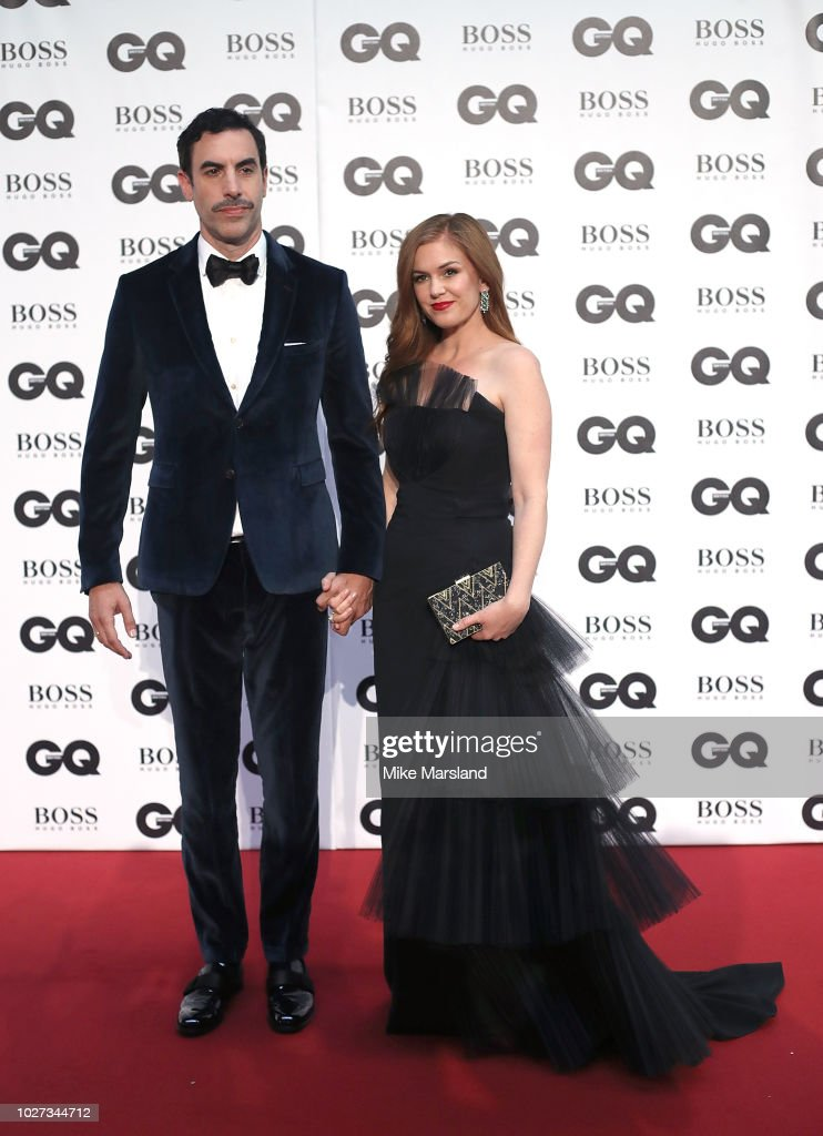 GQ Men Of The Year Awards 2018 - Red Carpet Arrivals : News Photo