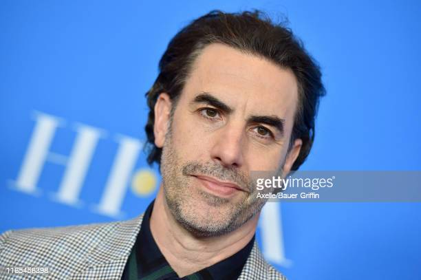 Sacha Baron Cohen attends the Hollywood Foreign Press Association's Annual Grants Banquet at Regent Beverly Wilshire Hotel on July 31, 2019 in...