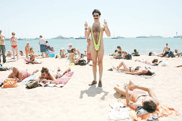 """Borat"" Photo Call"