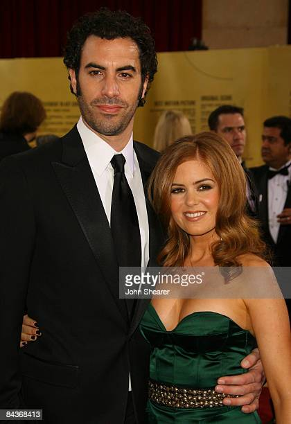 Sacha Baron Cohen nominee Best Adapted Screenplay for Borat Cultural Learnings of America for Make Benefit Glorious Nation of Kazakhstan and Isla...