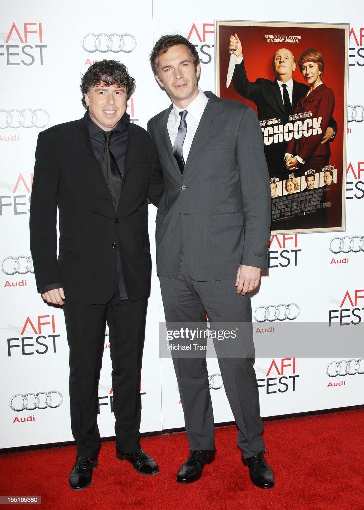 "2012 AFI FEST - Opening Night Gala Premiere ""Hitchcock"""