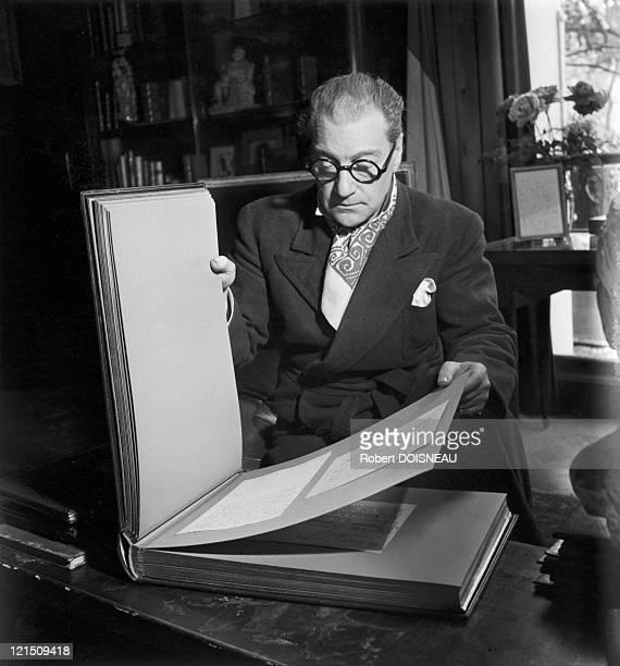 Sacha Guitry 1944
