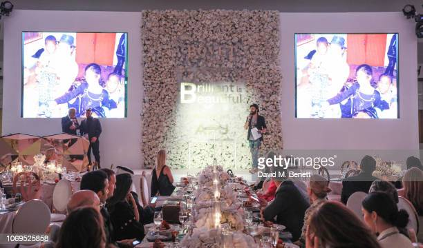 Sacha Jafri attends the Artists for Peace and Justice Bovet 1822 Gala on December 7 2018 in Dubai United Arab Emirates Photo by David M Benett/Dave...