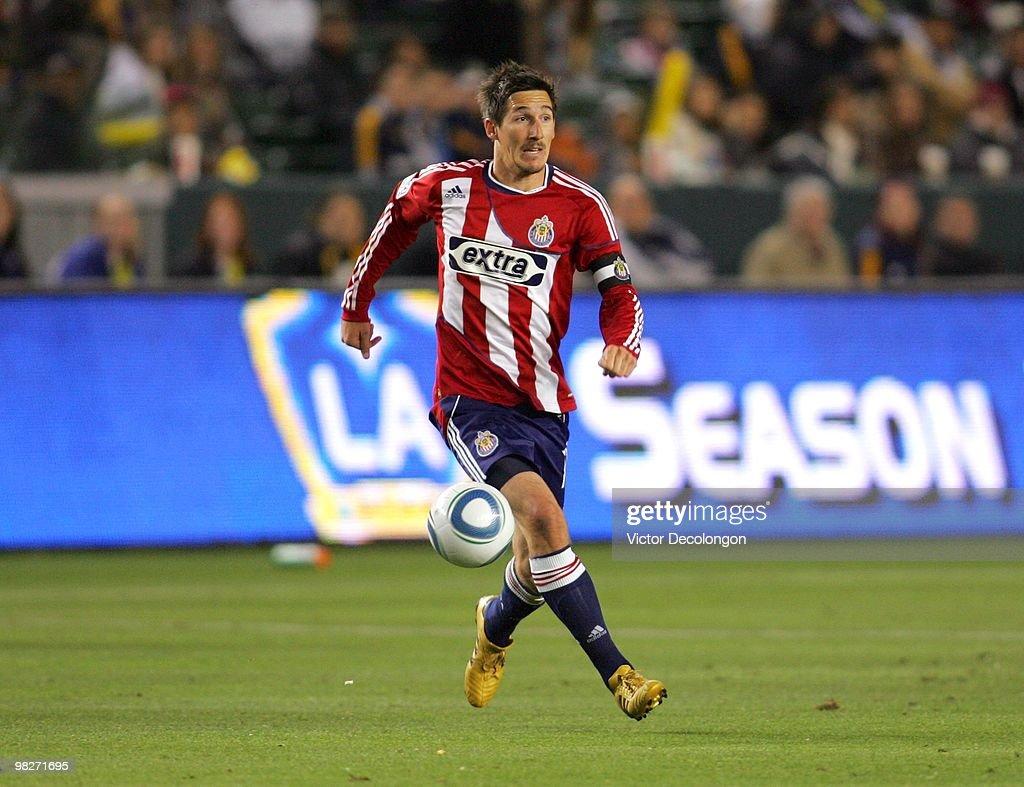Chivas USA v Los Angeles Galaxy