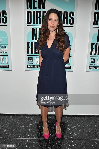 Sacha Polak attends the 2012 New Directors/New Films Opening Night Gala at the Museum of Modern Art on March 21 2012 in New York City