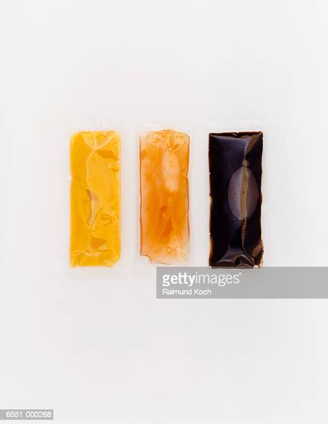 Sachets of Sauces