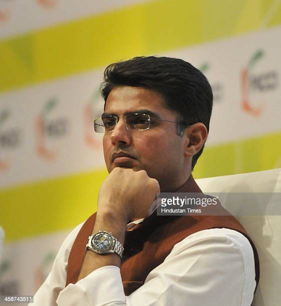 Sachin Pilot Minister of State for Corporate Affairs at the Valedictory Session of FICCIs 86th Annual General Meeting on the India On the Move theme...