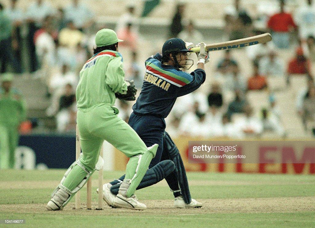 World Cup   Pakistan v India : News Photo