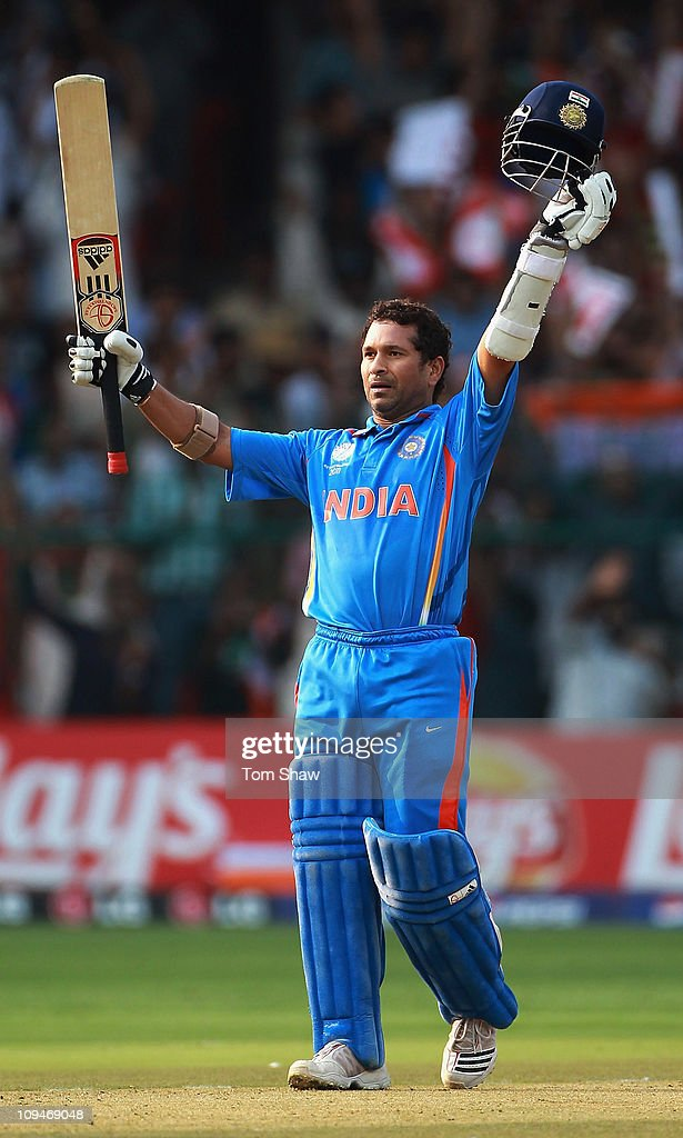 Sachin Tendulkar Announces His Retirement From International One Day Cricket