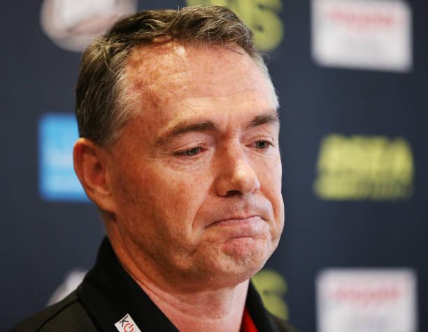 AUS: St Kilda Saints Coach Alan Richardson Steps Down