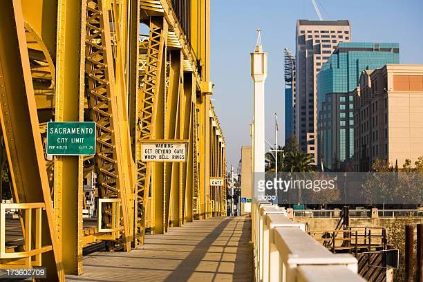 サクラメントの都市の境界 - サクラメント ストックフォトと画像