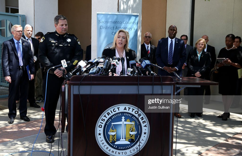 Sacaramento DA Makes Major Announcement On Golden State Killer Case : Nieuwsfoto's