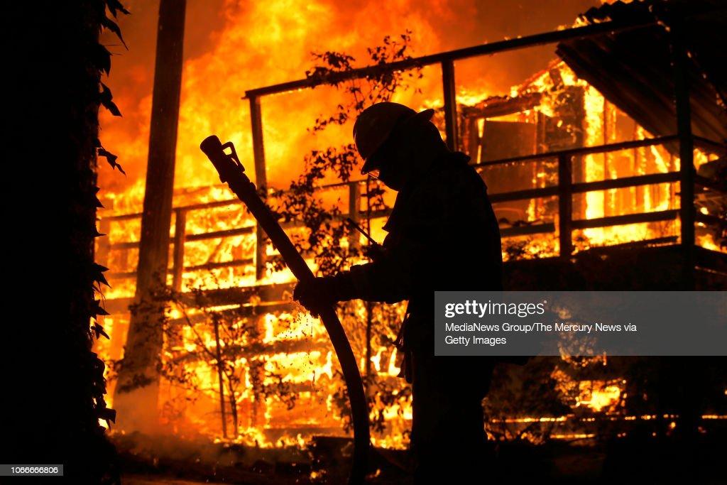 CAMP FIRE : News Photo
