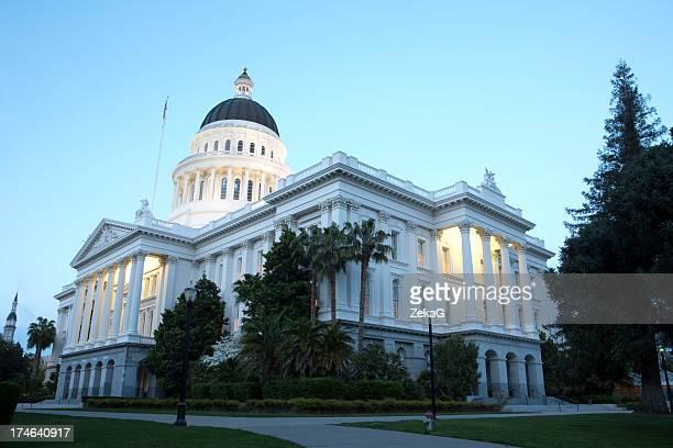 Sacramento State Capitol Building