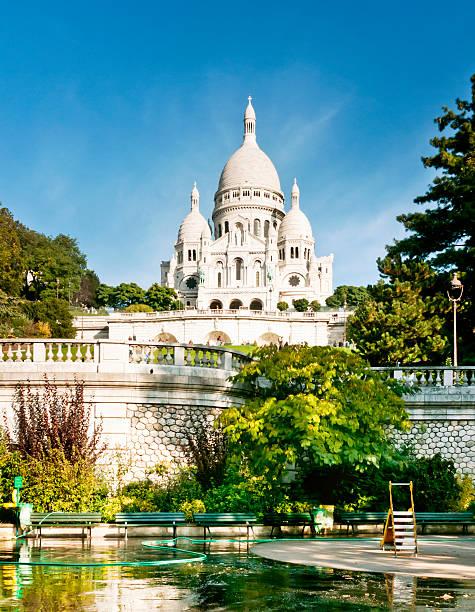 Sacré-Coeur de Montmartre in Paris