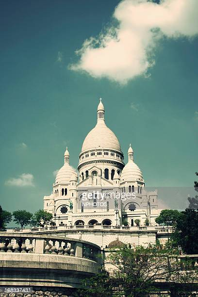 Sacre Coeur at Paris