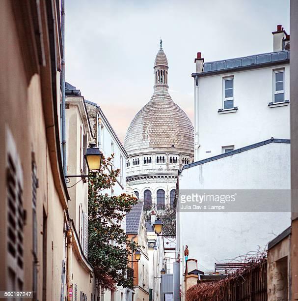 Sacre Coeur Basilica, Paris.