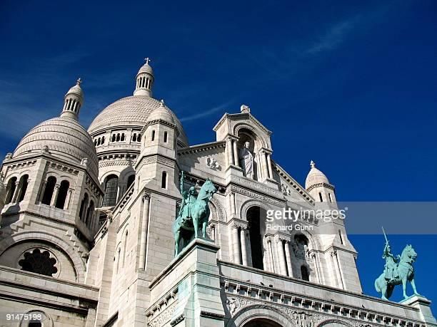 Sacre Coeur Basilique, Montmartre, Paris