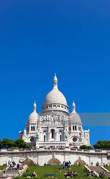 Sacre Coeur Church Montmartre