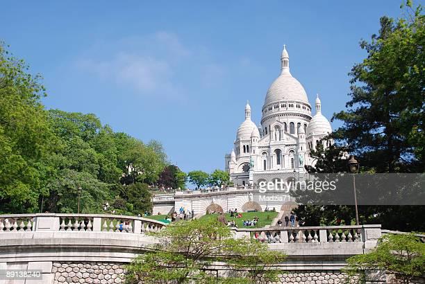 Sacré-Cœur à Paris