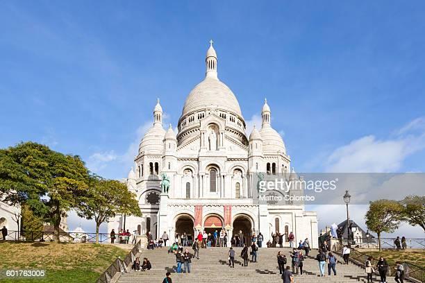 Sacre Couer basilica, Montmartre, Paris, France