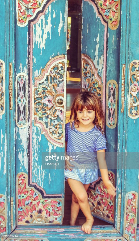 Sacred Door : Stock Photo
