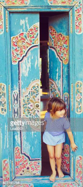 sacred door - caucasian appearance stock pictures, royalty-free photos & images