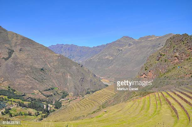 Sacred Valley and Inca Terraces
