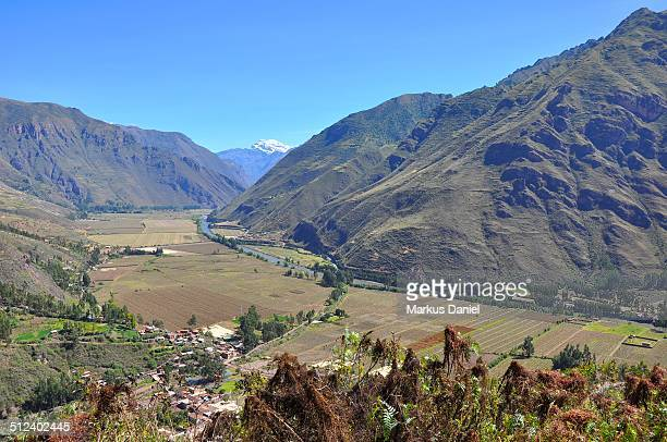 """sacred valley of the incas, taray, peru - """"markus daniel"""" stock pictures, royalty-free photos & images"""