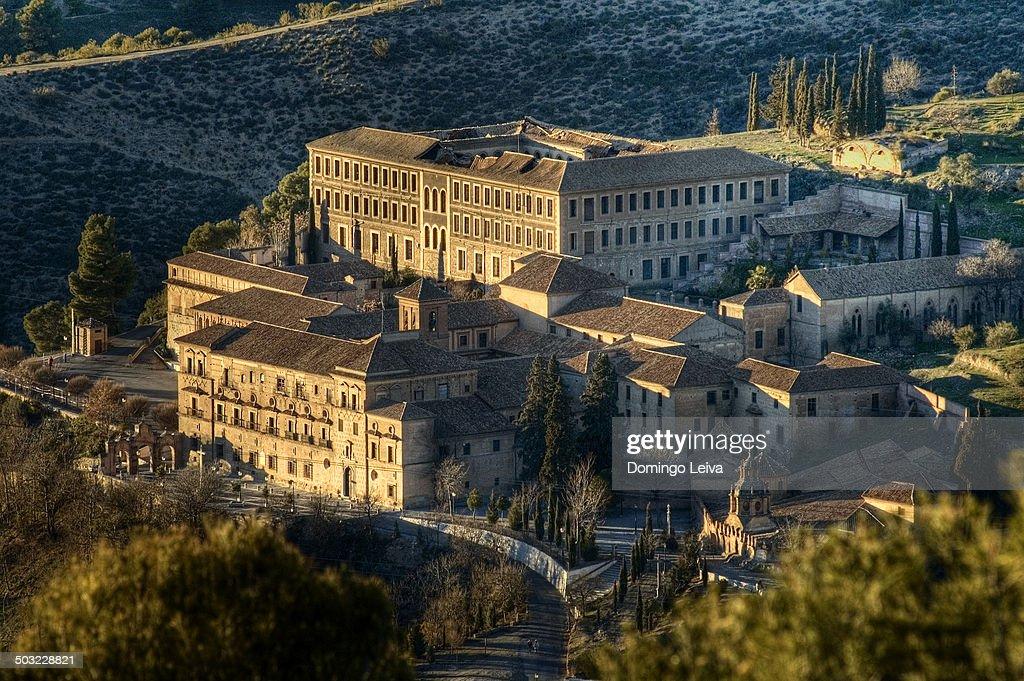Sacromonte Abbey Granada Stock Photo - Getty Images