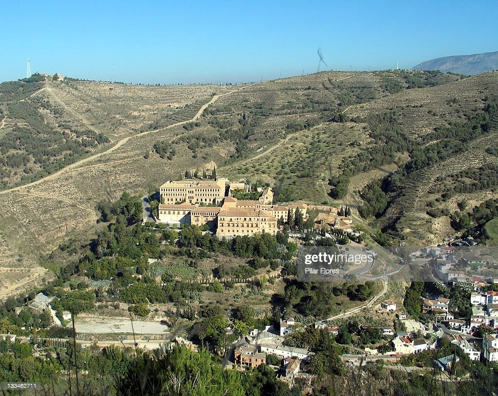 Sacromonte Abbey Stock Photo - Getty Images